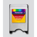 Transcend CompactFlash Adapter card reader