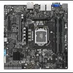 ASUS WS C246M PRO LGA 1151 (Socket H4) Micro ATX Intel C246