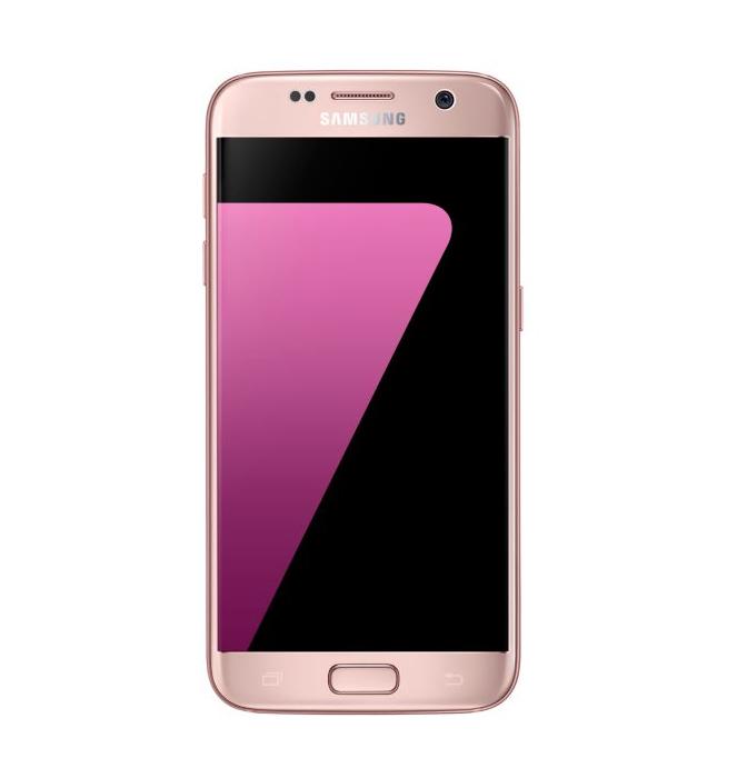Samsung Galaxy S7 SM-G930F Single SIM 4G 32GB Pink gold