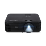 Acer Essential X1126AH data projector 4000 ANSI lumens DLP SVGA (800x600) Ceiling-mounted projector Black
