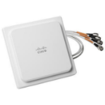 Cisco AIR-ANT2524V4C-R= Omni-directional antenna RP-TNC 4dBi network antenna