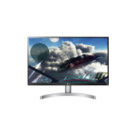"LG 27UL600 computer monitor 68.6 cm (27"") 4K Ultra HD LED Flat Matt Silver,White"