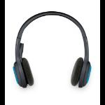 Logitech H600 RF inalámbrico Biauricular Diadema auricular con micrófono