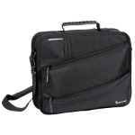 "Bump Armor Stay-In TR100 notebook case 13"" Briefcase Black"