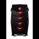 MSI Aegis X3 4.2GHz i7-7700K Desktop Black PC