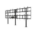 "Peerless DS-S555-4X2 TV mount 55"" Black"