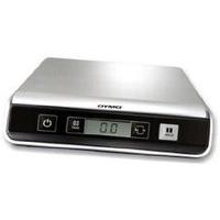 DYMO M10 Electronic postal scale Black, Silver