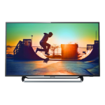 "Philips 6000 series 43PUS6262/05 Refurb Grade B/No Stand LED TV 109.2 cm (43"") 4K Ultra HD Smart TV Wi-Fi Black"
