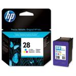 HP 28 Original Cyan,Magenta,Yellow 1 pc(s)