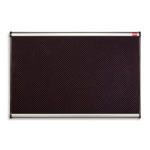 Nobo Black Foam Notice Board 1800x1200mm