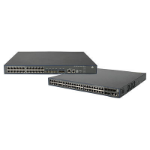 Hewlett Packard Enterprise 5500-24G-4SFP HI Switch with 2 Interface Slots Opacity Shield Kit