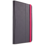"Case Logic Surefit 10"" Folio Anthracite,Pink"