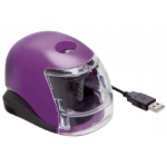 Swordfish 40245 Electric pencil sharpener Purple pencil sharpener