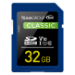 Team Group CLASSIC SD memory card 32 GB SDHC Class 10 UHS