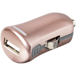 eSTUFF ES80101-ROSE mobile device charger Auto Rose Gold