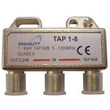 Digiality 4808 Cable splitter cable splitter/combiner