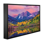 "Peerless CL-49PLC68-OB-EUK Digital signage flat panel 49"" LED Full HD Black signage display"