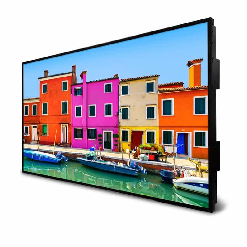 "DynaScan DS491LT4 signage display 123.2 cm (48.5"") LCD Full HD Black"