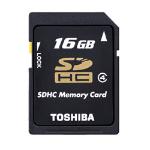 Toshiba N102 16GB SDHC Class 4 memory card