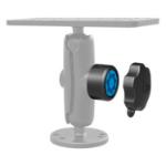 RAM Mounts Pin-Lock Security Knob for B Size Socket Arms
