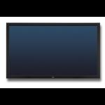 "NEC V652 Digital signage flat panel 65"" LED Full HD Black signage display"