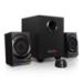 Creative Labs Creative SoundblasterX Kratos S5 2.1 Gaming Speaker System with Customizable RGB Lighting