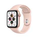 Apple Watch SE OLED 44 mm Gold 4G GPS