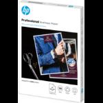 HP Professional Laser Matte FSC Paper 200 gsm-150 sht/A4/210 x 297 mm Tintendruckerpapier A4 (210x297 mm) Matt 150 Blätter Weiß