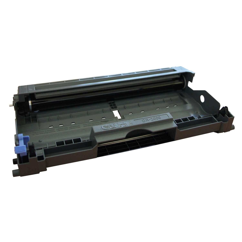 V7 Láser de tóner para ciertas impresoras Brother - DR2000