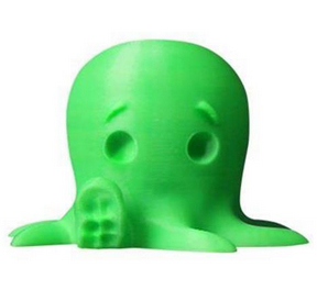 MakerBot MP06053 Polylactic acid (PLA) Green 220g