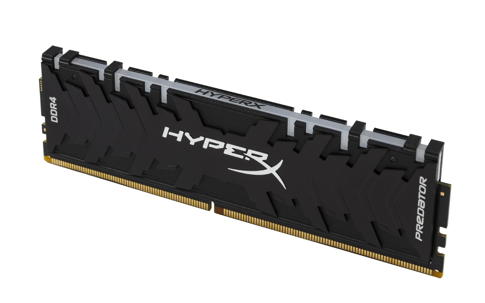 D4 3200MHz 8GB DIMM Pred RGB