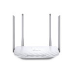 TP-LINK AC1200 Dual-band (2.4 GHz / 5 GHz) Fast Ethernet Grey,White wireless router
