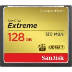 Sandisk 128GB Extreme CompactFlash 128GB CompactFlash memory card