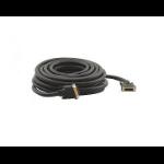 Kramer Electronics C-DM/DM/XL-50 15.2m DVI-D DVI-D Black DVI cable