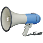 FSMISC POWER MEGAPHONE WITH SIREN IVGMEGA