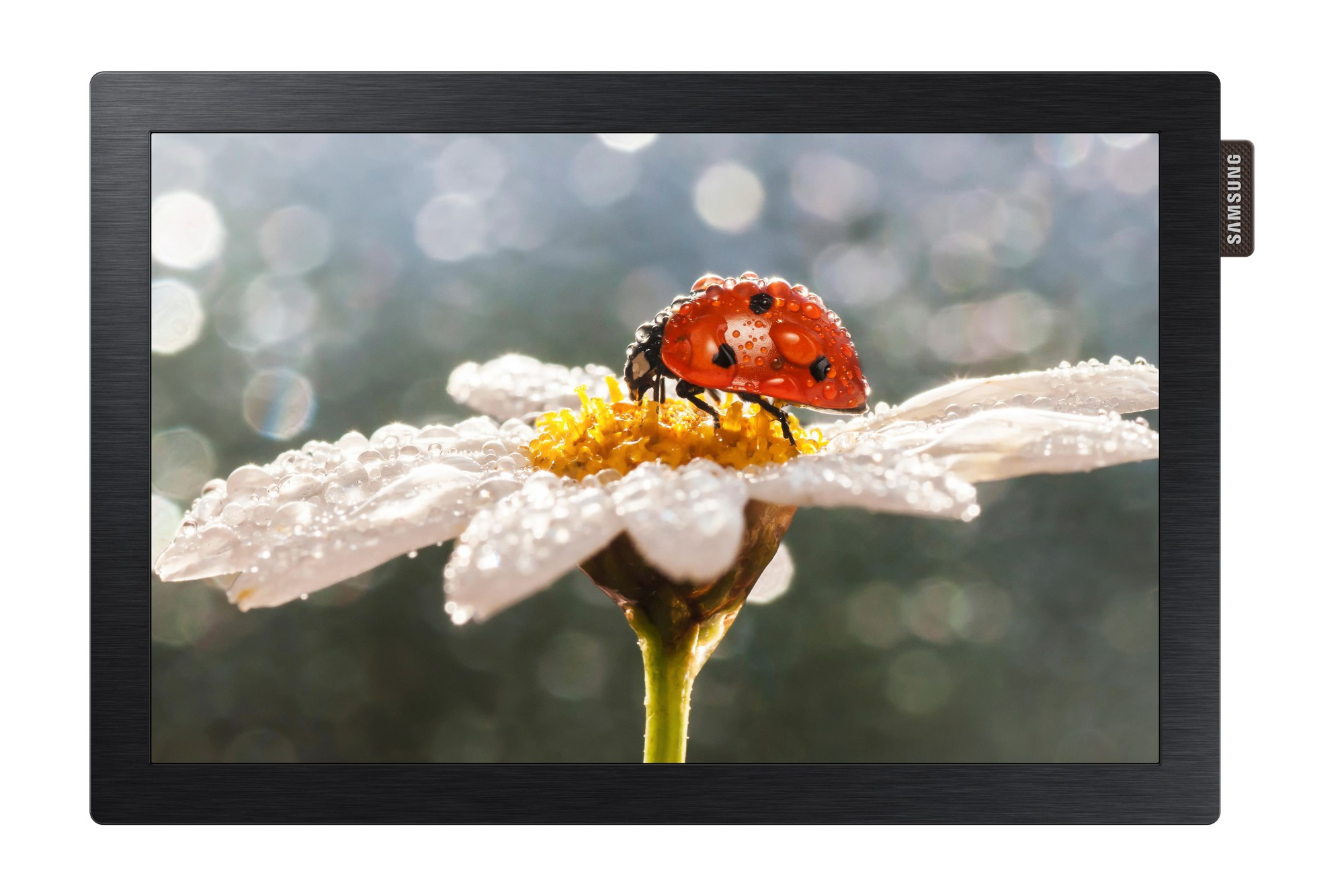 "Samsung DB10E-POE Digital signage flat panel 10.1"" LED Wi-Fi Black"