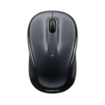 Logitech M325 mouse Ambidextrous RF Wireless Optical 1000 DPI