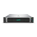 Hewlett Packard Enterprise ProLiant DL380 Gen10 bundle server 2.1 GHz Intel® Xeon® 4110 Rack (2U) 500 W