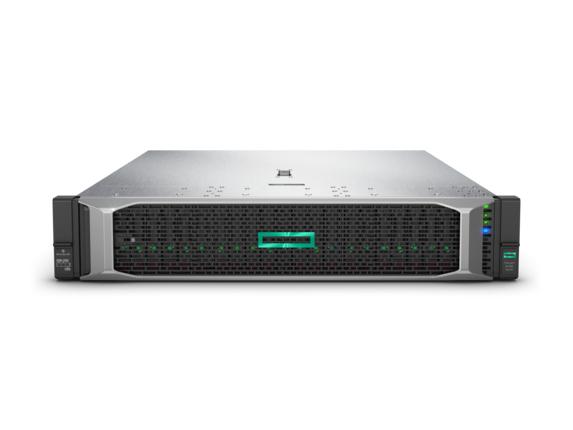 Hewlett Packard Enterprise ProLiant DL380 Gen10 bundle server 2.1 GHz Intel® Xeon® 4110 Rack (2U) 500 W