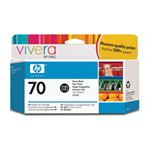 HP C9449A (70) Ink cartridge black, 130ml