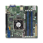 Supermicro X10SDV-8C+-LN2F BGA 1667 Mini ITX server/workstation motherboard