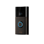 Ring Video Doorbell Negro