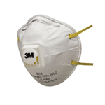 3M CUP VALVED RESPIRATOR 8812 PACK3