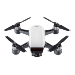 DJI Spark camera drone Black,White 4 rotors 12 MP 1920 x 1080 pixels 1480 mAh