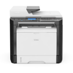 Ricoh SP 325SFNw 1200 x 1200DPI Laser A4 28ppm Wi-Fi Black,White multifunctional