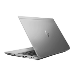 HP ZBook 15 G5 Silber Mobiler Arbeitsplatz 39,6 cm (15.6 Zoll) 3840 x 2160 Pixel Intel® Xeon® E-2186M 32 GB DDR4-SDRAM 512 GB SSD Windows 10 Pro