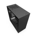 NZXT Matte Black H510 Mid Tower Chassis