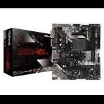 Asrock A320M-HDV R4.0 motherboard AMD Promontory A320 Socket AM4 micro ATX