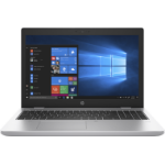 HP ProBook 650 G5 Notebook Silber 39,6 cm (15.6 Zoll) 1920 x 1080 Pixel Intel® Core™ i5 der achten Generation 8 GB DDR4-SDRAM 256 GB SSD Wi-Fi 6 (802.11ax) Windows 10 Pro