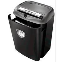 Fellowes Powershred 75Cs Cross shredding 230mm Black, Grey paper shredder